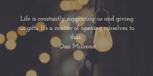 Dan Millman quote